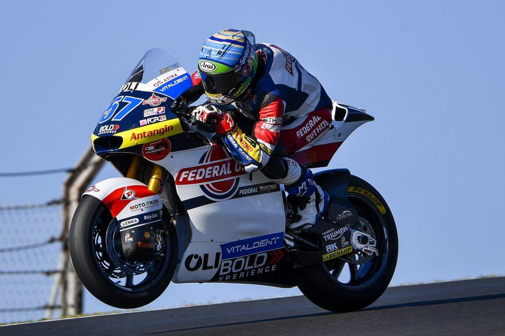 #PORTUGUESEGP: BULEGA IN Q2, PONS AL LAVORO   - Gresini Racing