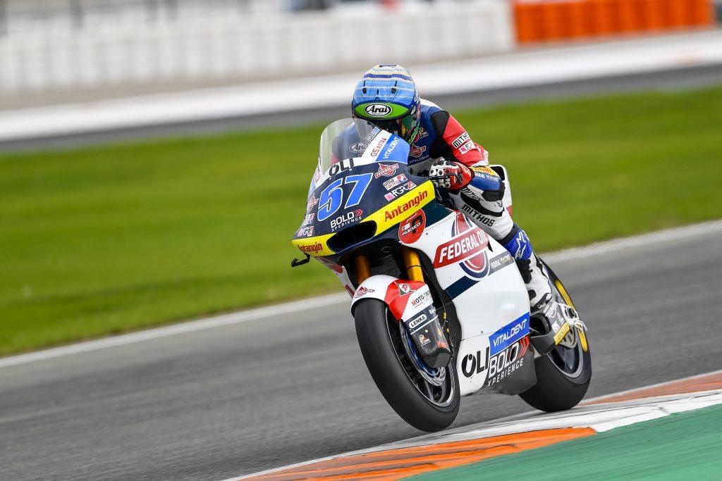 #VALENCIAGP: IL TEAM FEDERAL OIL ALL'ATTACCO DELLA Q2   - Gresini Racing