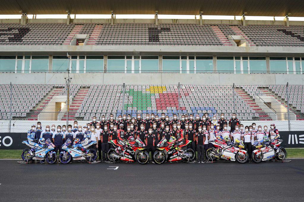 GRAZIE MOTOGP - Gresini Racing