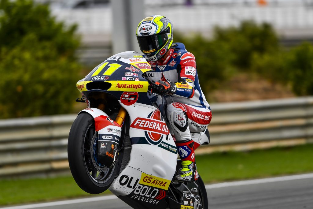 A DECADE TOGETHER: FEDERAL OIL AND GRESINI CONTINUE THEIR MOTO2 JOURNEY    - Gresini Racing