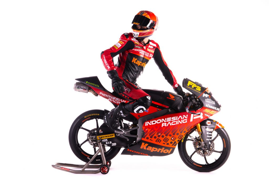 SVELATO IL PROGETTO GRESINI MOTO3 2021 - Gresini Racing
