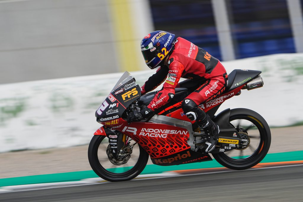 VALENCIA TEST DRAWS TO A CLOSE WITH RODRIGO IN GREAT FORM   - Gresini Racing