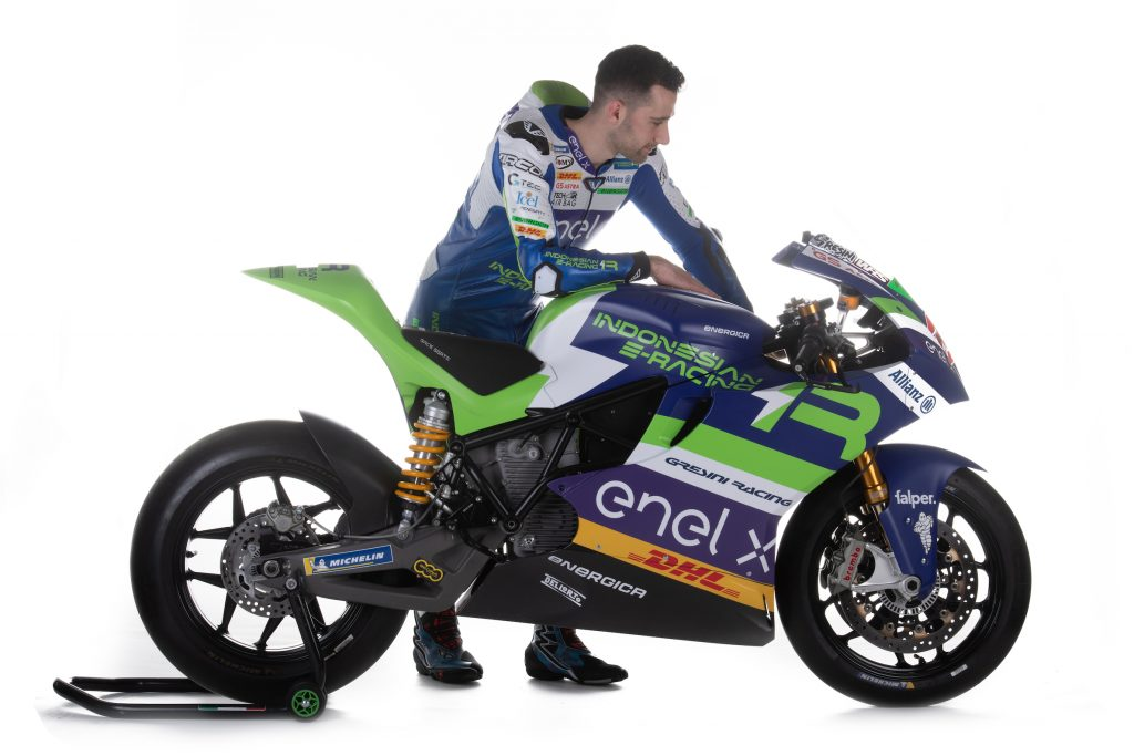 GTEC CHOOSES THE GREEN SIDE OF TEAM GRESINI - Gresini Racing
