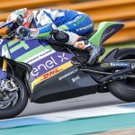 STRONG PERFORMANCE ALREADY FOR THE INDONESIAN E-RACING GRESINI MOTOE TEAM AT JEREZ