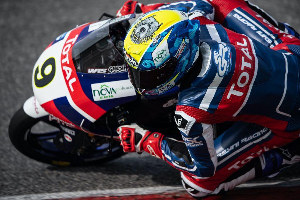 MICELI SI RIPETE AL MUGELLO, ANCORA PODIO   - Gresini Racing