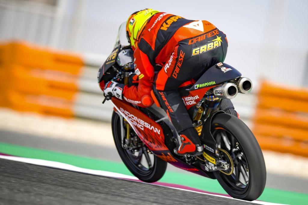 PRIMA FILA ROSSONERA A LOSAIL   - Gresini Racing