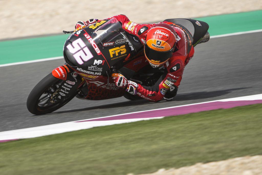 PORTIMAO APRE LA STAGIONE EUROPEA DELLA CLASSE MOTO3 - Gresini Racing