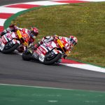Q2 WITHIN REACH FOR TEAM FEDERAL OIL GRESINI MOTO2 RIDERS