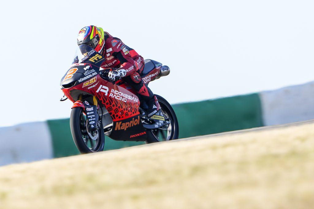 TEMPO DI CONFERME A JEREZ PER L'INDONESIAN RACING GRESINI MOTO3   - Gresini Racing