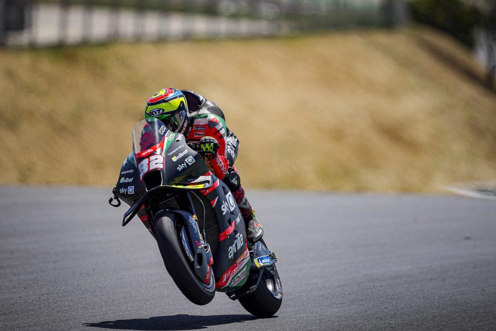 QUARTA GARA DEL MONDIALE 2021: APRILIA ALL'ESAME JEREZ - Gresini Racing