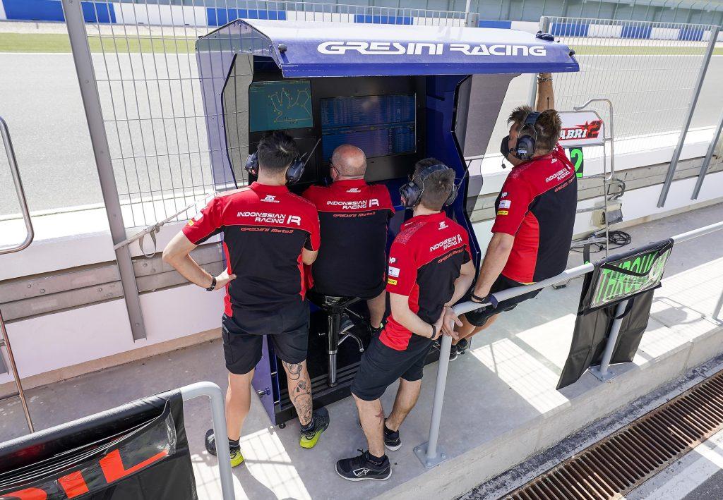 RIDINGSTYLE VESTE I TEAM GRESINI MOTO2, MOTO3 E MOTOE   - Gresini Racing