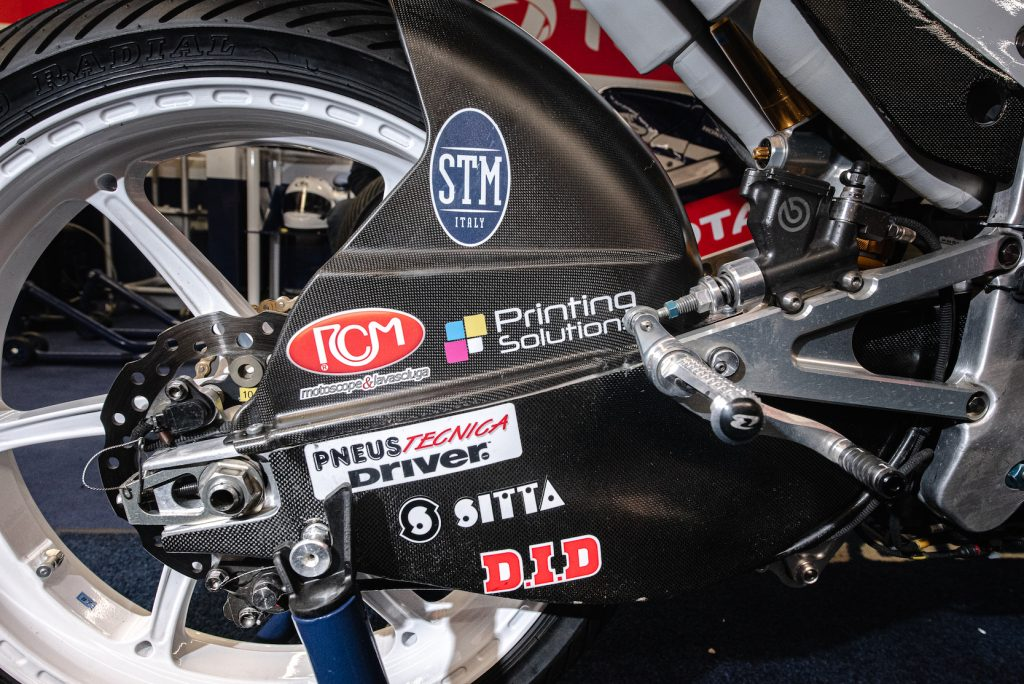 PRINTING SOLUTIONS E IL TEAM GRESINI: ALTRA SFIDA INSIEME   - Gresini Racing