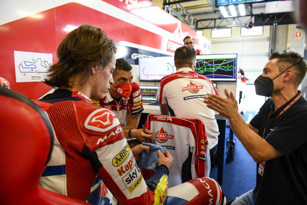 DIGGIA E BULEGA: JEREZ PER TORNARE PROTAGONISTI - Gresini Racing