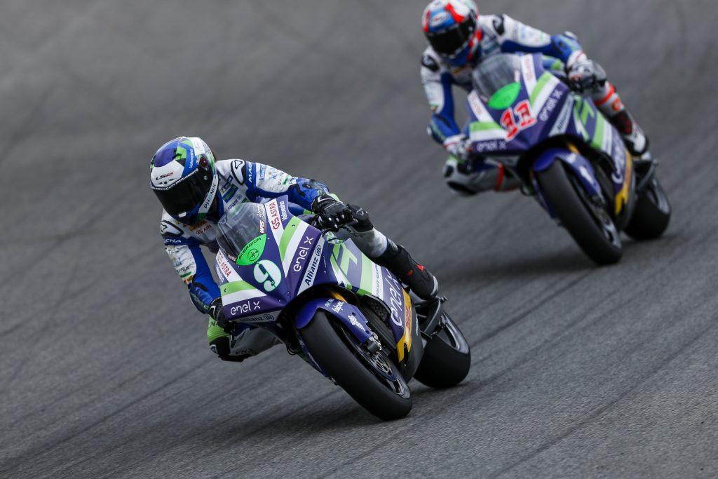 TEST COMPLICATI A JEREZ PER L'INDONESIAN E-RACING GRESINI MOTOE   - Gresini Racing