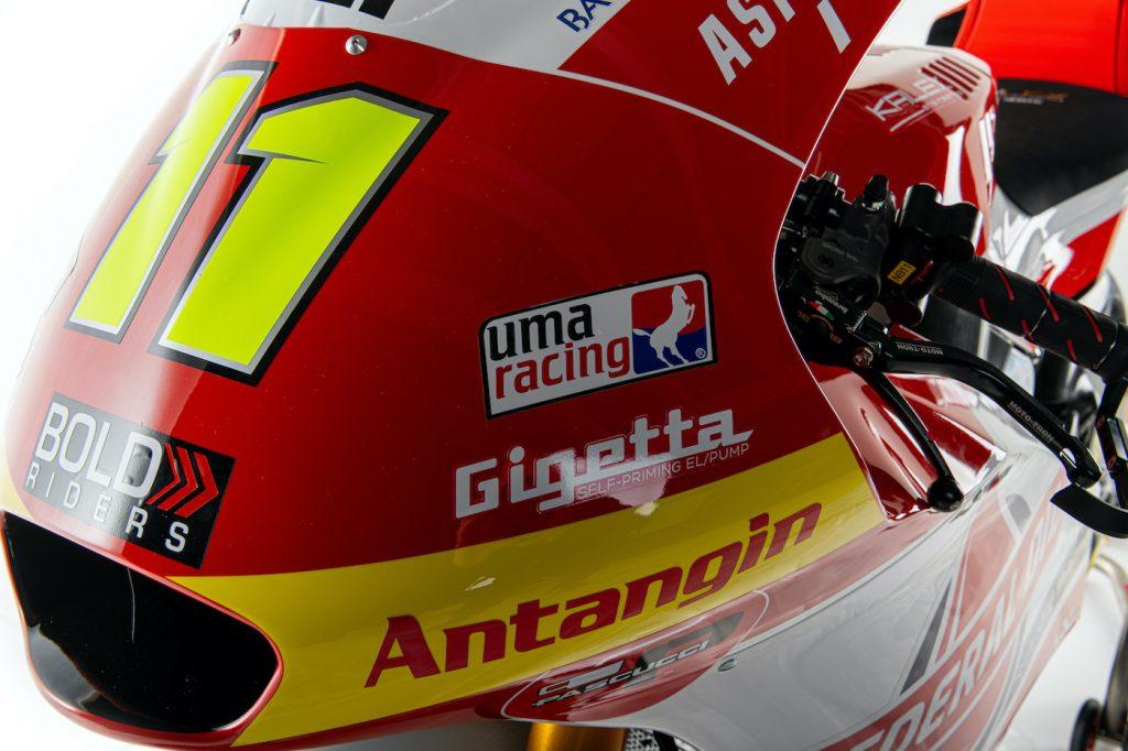 DELTOMED, QUARTO ANNO CON GRESINI - Gresini Racing