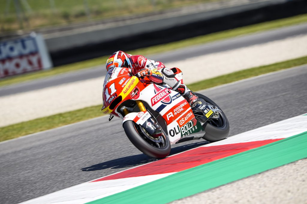MUGELLO: DIGGIA SUBITO COMPETITIVO, BULEGA IN CRESCITA - Gresini Racing