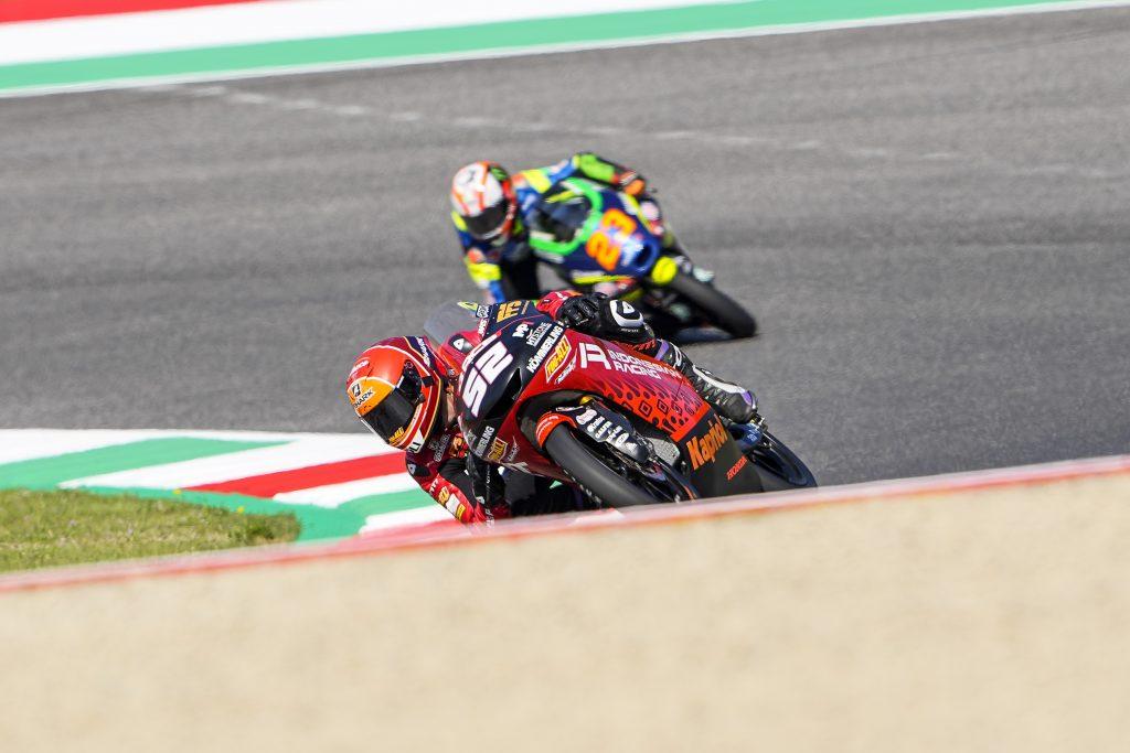 RODRIGO SENZA SCIE IN TOP5, ALCOBA STUDIA DA ROOKIE   - Gresini Racing