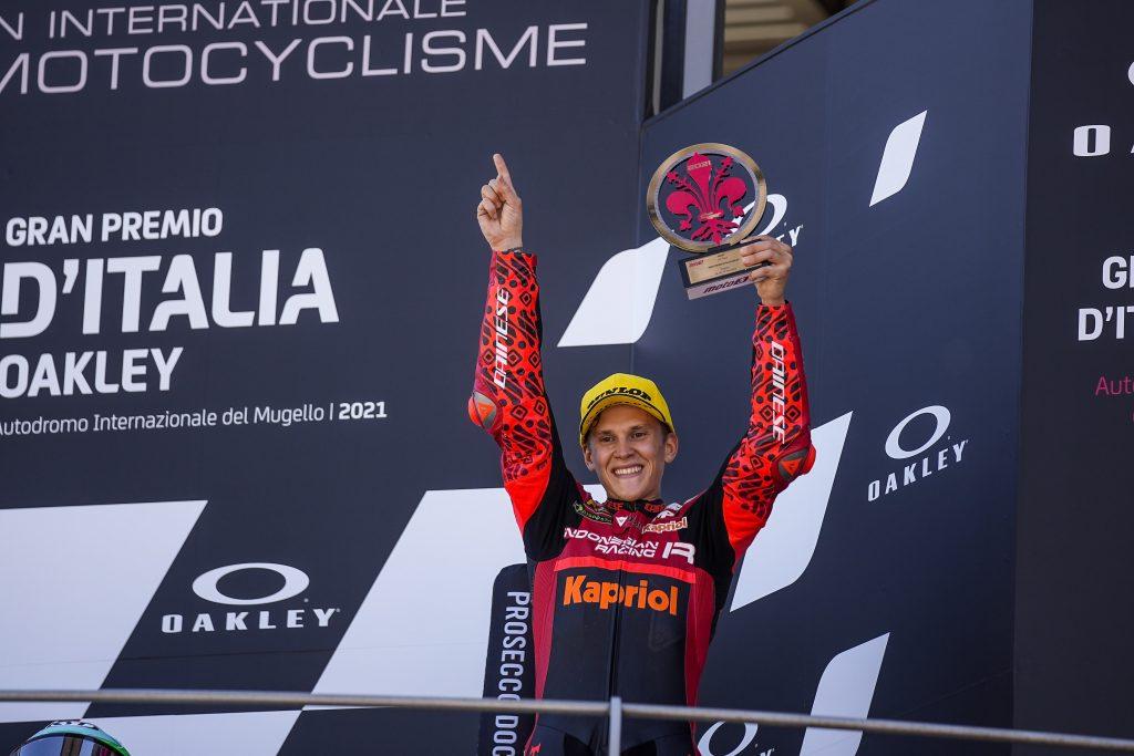 FINALMENTE GABRI - Gresini Racing