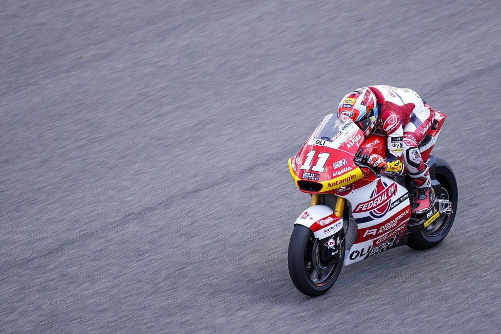 SUPER DIGGIA NEL SABATO DI JEREZ   - Gresini Racing