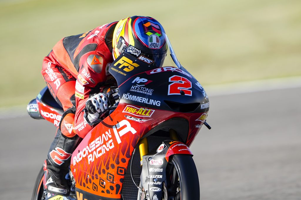 L'INDONESIAN RACING GRESINI MOTO3 ALLA SFIDA FRANCESE   - Gresini Racing