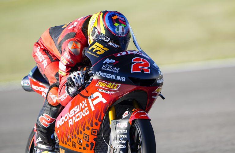 L'INDONESIAN RACING GRESINI MOTO3 ALLA SFIDA FRANCESE