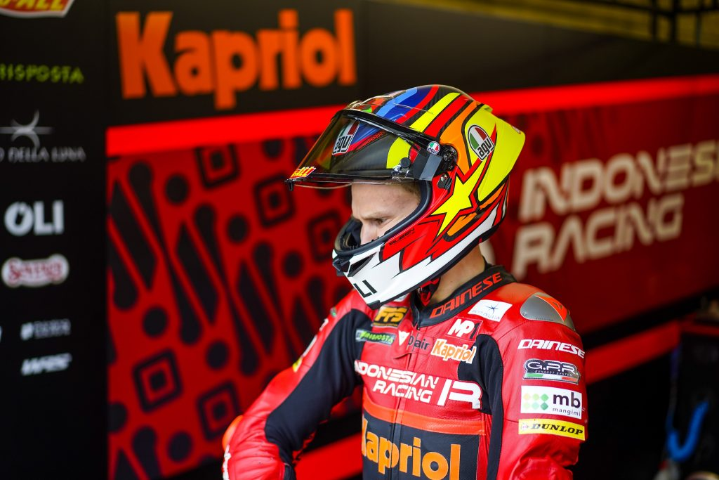 L'INDONESIAN RACING GRESINI MOTO3 ALLA DOPPIA SFIDA MUGELLO-MONTMELÒ   - Gresini Racing