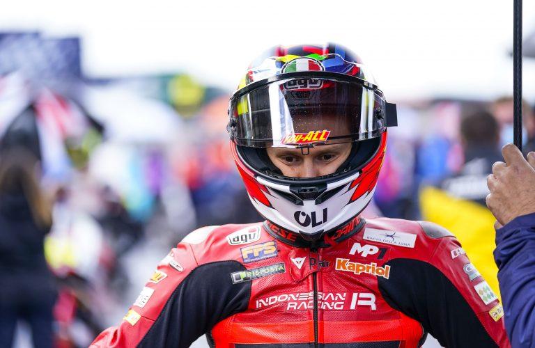 FRANCIA SENZA GLORIA PER L'INDONESIAN RACING GRESINI MOTO3