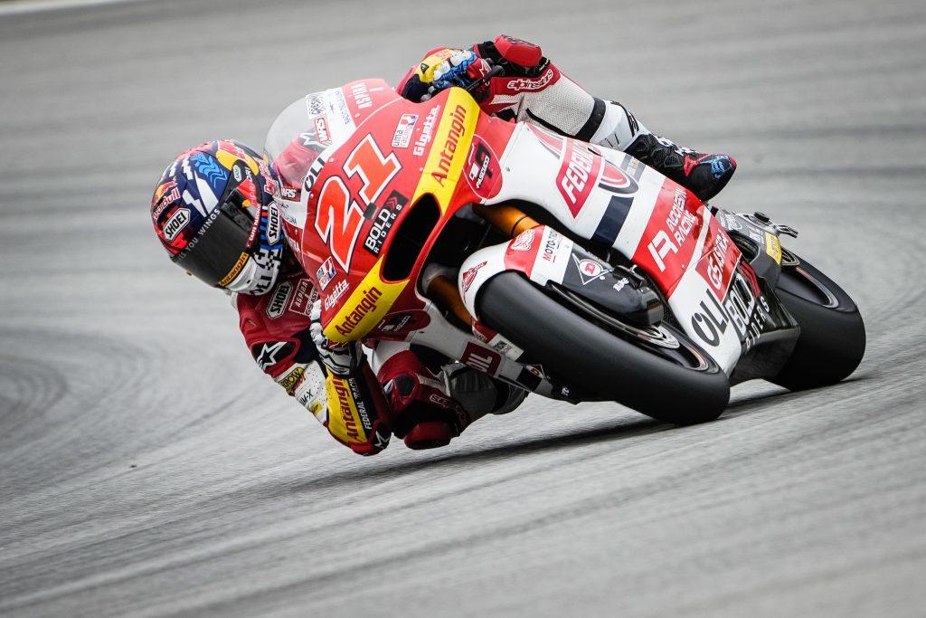 TEST MOTO2: DIGGIA VELOCISSIMO A MONTMELÒ   - Gresini Racing