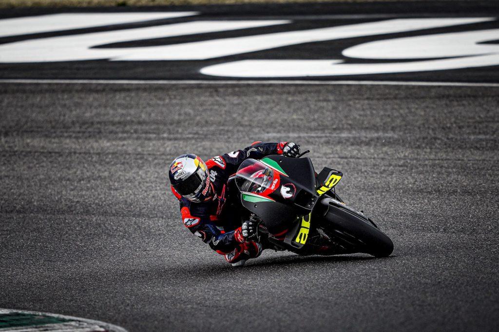 SECONDO APPUNTAMENTO AL MUGELLO PER ANDREA DOVIZIOSO E APRILIA RACING - Gresini Racing