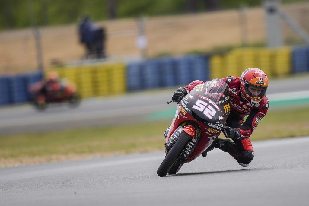 FRANCIA SENZA GLORIA PER L'INDONESIAN RACING GRESINI MOTO3 - Gresini Racing