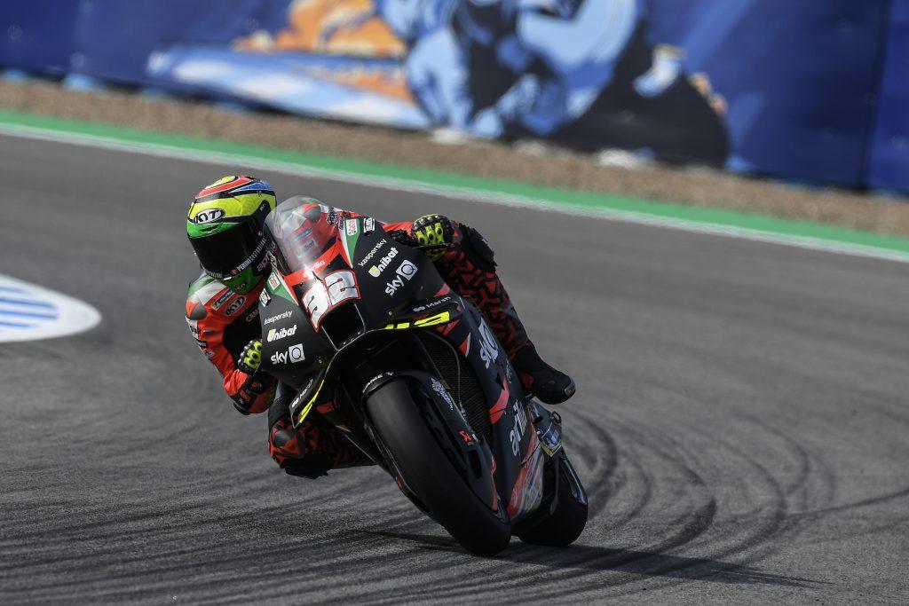 ALEIX ESPARGARO' CENTRA IL QUARTO INGRESSO CONSECUTIVO IN Q2 - Gresini Racing