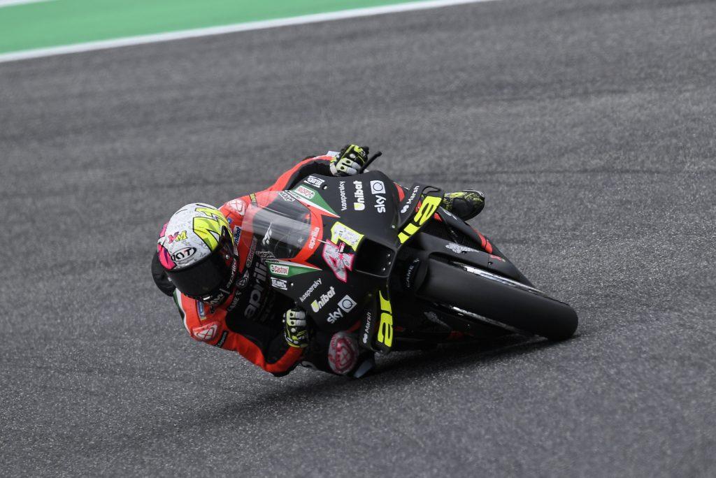 ALEIX ESPARGARÓ, QUARTO TEMPO AL MUGELLO! - Gresini Racing