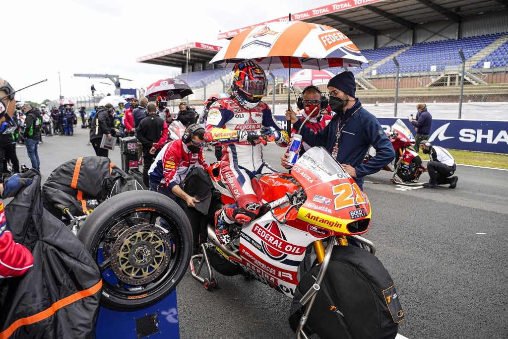LE MANS: DIGGIA 8º IN RIMONTA, BULEGA PRIMI PUNTI   - Gresini Racing