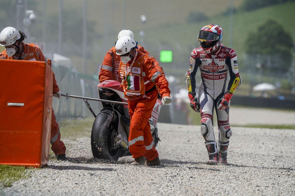 OCCASIONE PERSA PER DIGGIA AL MUGELLO - Gresini Racing