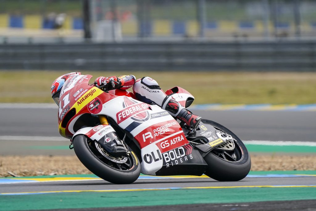 Q2 BOOKED FOR TEAM FEDERAL OIL GRESINI AT LE MANS - Gresini Racing