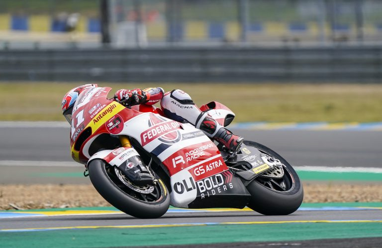 Q2 BOOKED FOR TEAM FEDERAL OIL GRESINI AT LE MANS