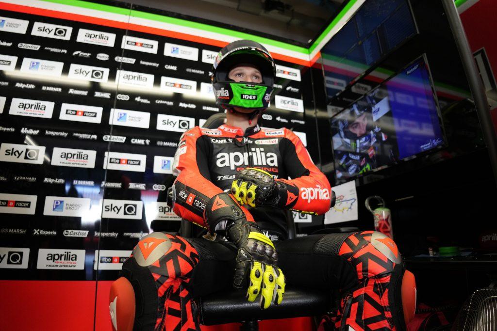 ALEIX LAVORA SUL RITMO AL MUGELLO E AGGANCIA LA TOP-10 - Gresini Racing