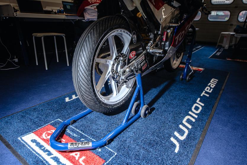 BIKE-LIFT EUROPE SEMPRE AL FIANCO DI GRESINI RACING - Gresini Racing
