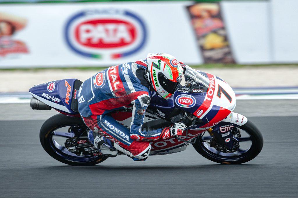 IMOLA TERZA TAPPA PER IL JUNIOR TEAM TOTAL GRESINI   - Gresini Racing