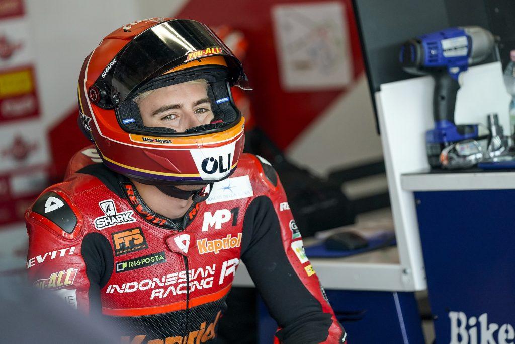 IL SABATO DI RODRIGO E ALCOBA SI FERMA IN Q1   - Gresini Racing