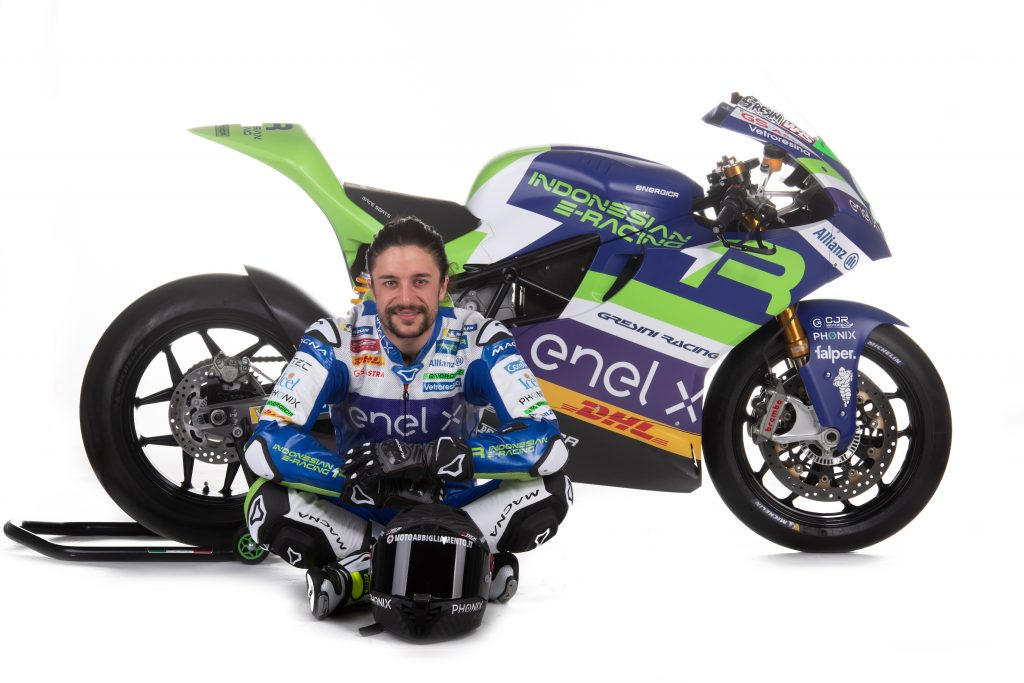 MOTORECO ONBOARD GRESINI MOTOE PROJECT - Gresini Racing