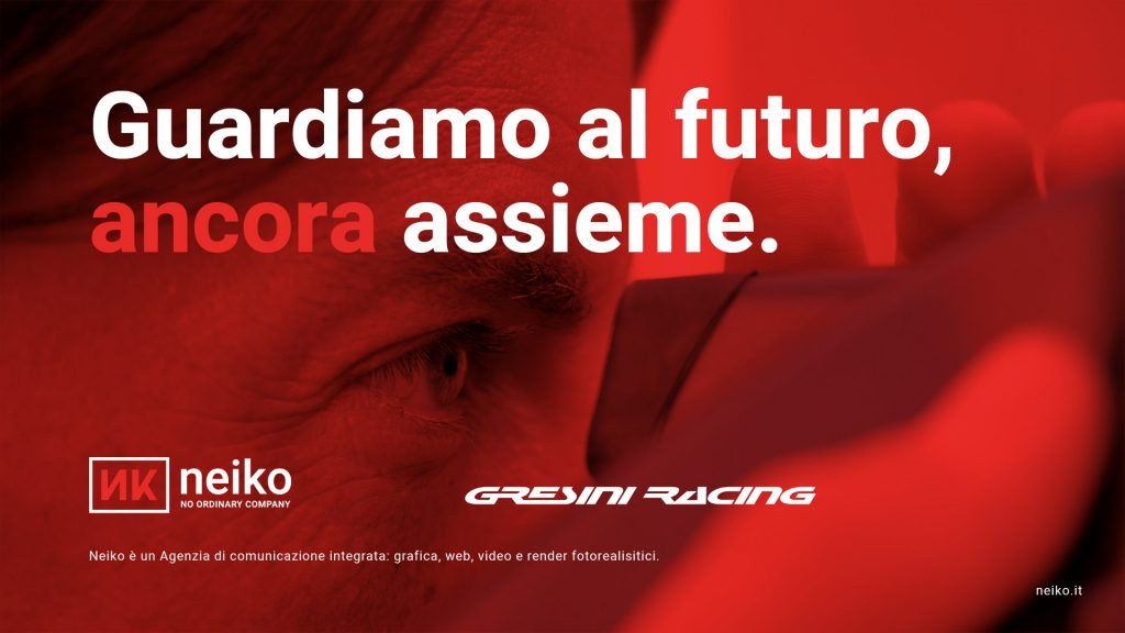 2021: NEIKO SERVICE PROVIDER OF GRESINI RACING - Gresini Racing