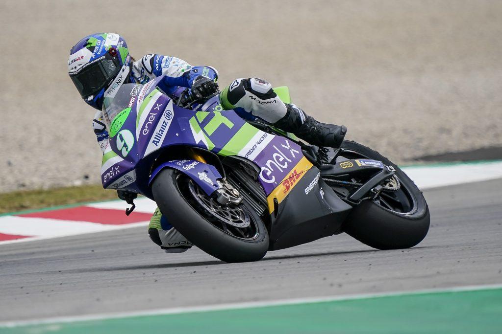 FERRARI E MANTOVANI ALL'ESAME MONTMELÓ - Gresini Racing
