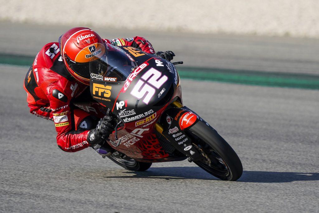 GERMANIA-OLANDA: RODRIGO CERCA CONTINUITÀ, ALCOBA TORNA ROOKIE   - Gresini Racing