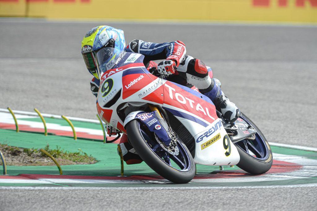 JUNIOR TEAM TOTAL GRESINI, SI RIPARTE DA MISANO   - Gresini Racing