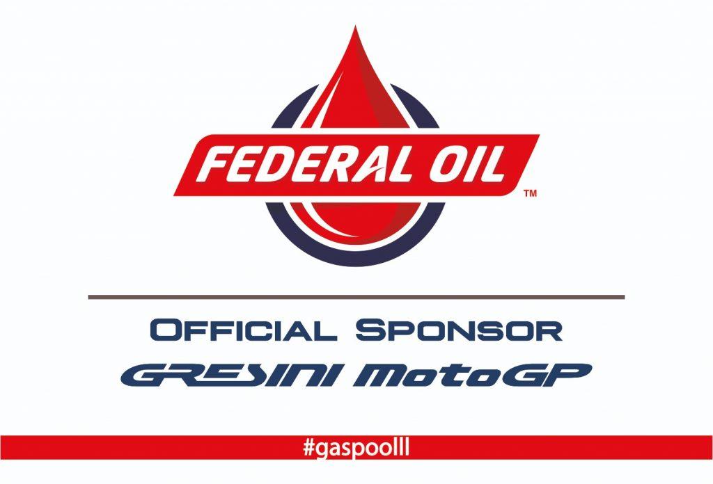 FEDERAL OIL SCEGLIE LA MOTOGP CON GRESINI RACING - Gresini Racing