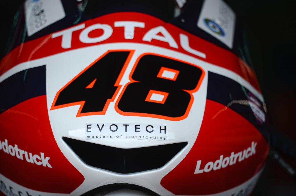 EVOTECH CON IL JUNIOR TEAM NELLA STAGIONE 2021 - Gresini Racing