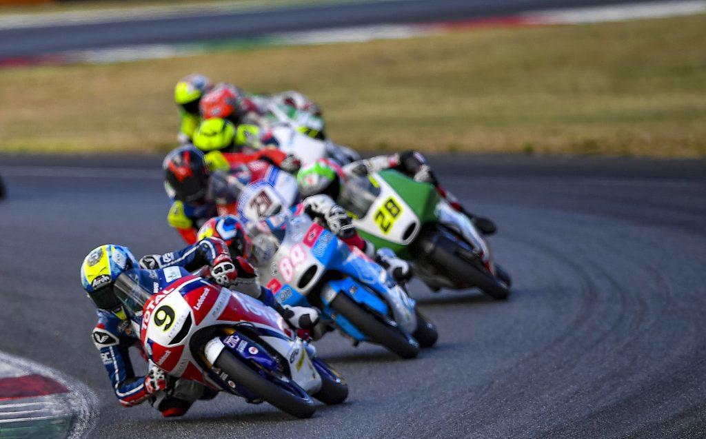 GARA2 AL MUGELLO, ANCORA TOP5 PER MICELI   - Gresini Racing
