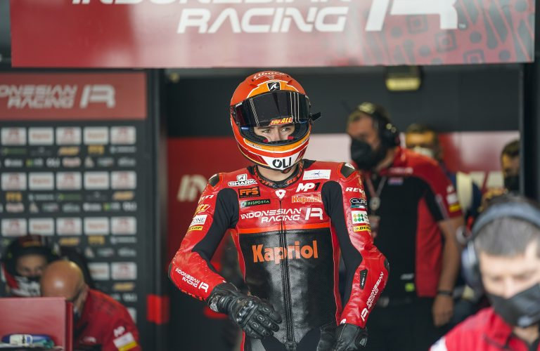 DOPPIA AUSTRIA PER L'INDONESIAN RACING GRESINI MOTO3