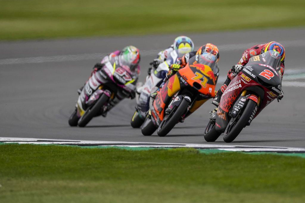 SILVERSTONE DA DIMENTICARE PER IL TEAM INDONESIAN RACING GRESINI MOTO3   - Gresini Racing